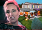 'Real Housewives' Star Sonja Morgan -- French Villa Goes Au Revoir in Bankruptcy Case