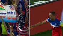 Team USA --  ... Take THAT, Zlatan!!!!