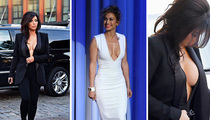 Jennifer Lopez and Kim Kardashian -- Two OTHER Ways to Judge and Objectify Them