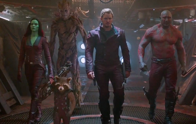 "New ""Guardians of the Galaxy"" Trailer Might Be the Best One So Far"