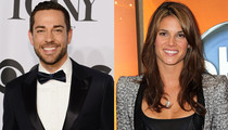 Zachary Levi and Missy Peregrym Get Married in Secret Wedding in Maui