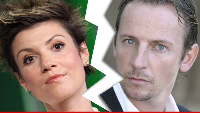 Zoe McClellan Divorce