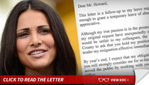 'Bachelorette' Andi Dorfman -- I'm a Lawyer ... Not a TV Fame Whore!
