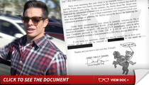 Casper Smart -- Blog Claims His Lawyer's a Dumb F***