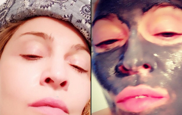 Madonna Posts Makeup-Free Selfie, Shares Skin Care Secrets