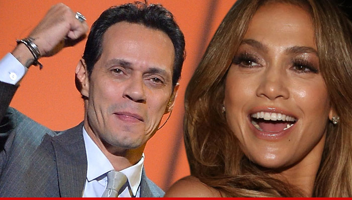 Jennifer Lopez and Marc Anthony Divorce