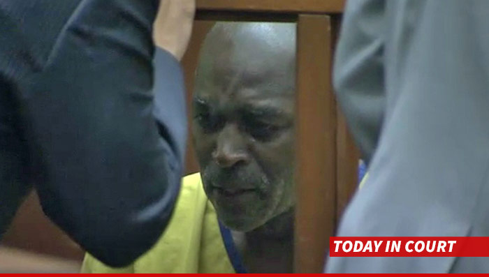 Michael Jace Pleads Not Guilty