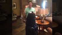 Rory McIlroy -- Airline Apologizes to Golf Star ... Over Club Debacle