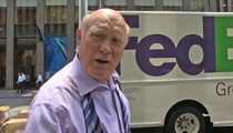 Terry Bradshaw -- Rips Football Drug Smuggler ... 'That's Why Ya Practice!!'