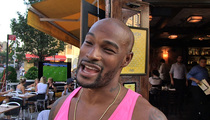 Tyson Beckford -- Ronaldo's GF Can Save Portugal ... With Her Genitals