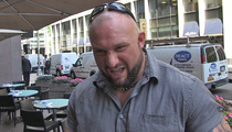 TNA Wrestler Bully Ray -- Mae Young Farted on Me