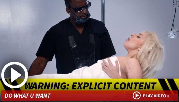 Lady Gaga Music Video Pulled