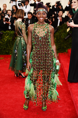Lupita Nyong'o -- In The War Zone