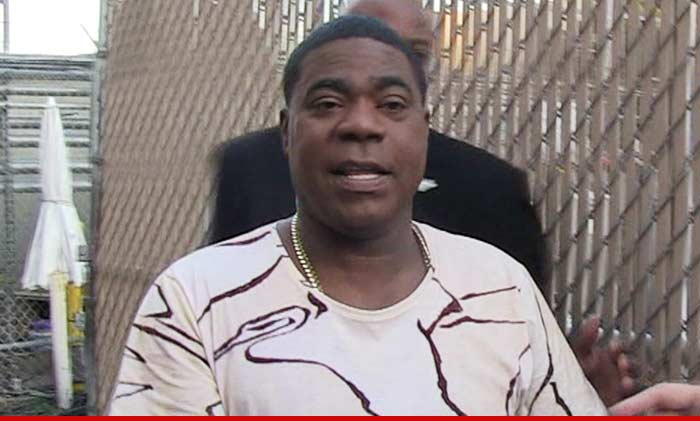 Tracy Morgan Out Of Hospital