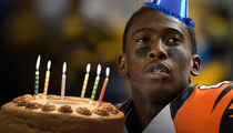 Bengals Star George Iloka -- Thanks Team for BDay Wishes ... (But It's Not My Bday)