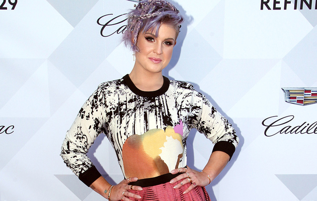 Kelly Osbourne's New 'Do Is Her Most Punk-Rock Yet