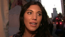 Hope Solo -- ARRESTED FOR DOMESTIC VIOLENCE [Update]