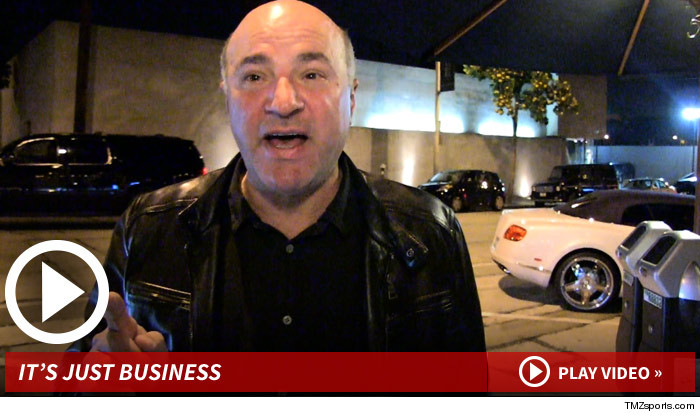 'Shark Tank's' Kevin O'Leary -- Donald Sterling Is a Business Genius!!!