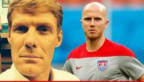 Alexi Lalas -- STOP BLAMING BRADLEY ... Blame Defenders Instead