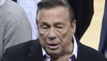 Donald Sterling -- I'VE GOT MY OWN DOC ... He Thinks My Brain Works Fine