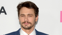 James Franco Bares Naked Butt ... for a Good Cause!