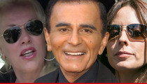 Casey Kasem's Widow -- Kids Shamelessly Gunning for Life Insurance Payday