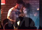 JLo and Maksim ... Hooking Up,