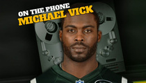 Michael Vick -- I'll Be a Target at Comedy Show ... Nothing's Off Limits