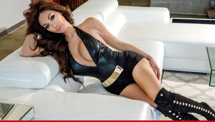 Hank Baskett Mistress