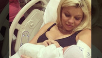 Arian Foster Baby Mama Gives Birth -- Claims He Looks Just Like Dad