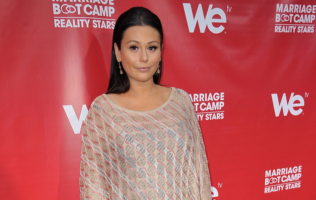 "JWoww Shares Sonogram Picture, Gives Details on Her ""Crazy 9th Month"""