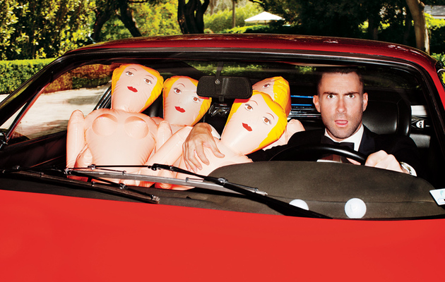 "Adam Levine Finally Answers The Quesion We've All Been Asking: Is He a ""Douche""?"