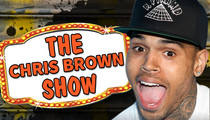 Chris Brown Reality Show -- BET Wants it BAD