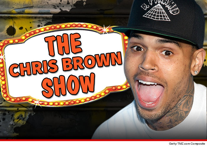 Chris Brown Reality Show