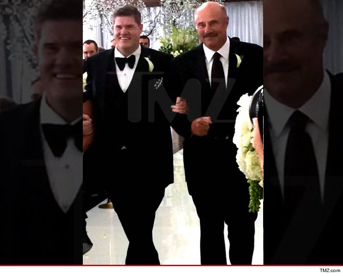 Dr Phil Gay Wedding
