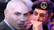 'Timber' -- Harmonica Player Claims 'Timber' Ripped My Riff