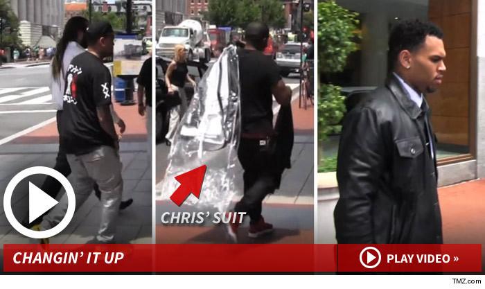 Chris Brown Rejects Plea Deal