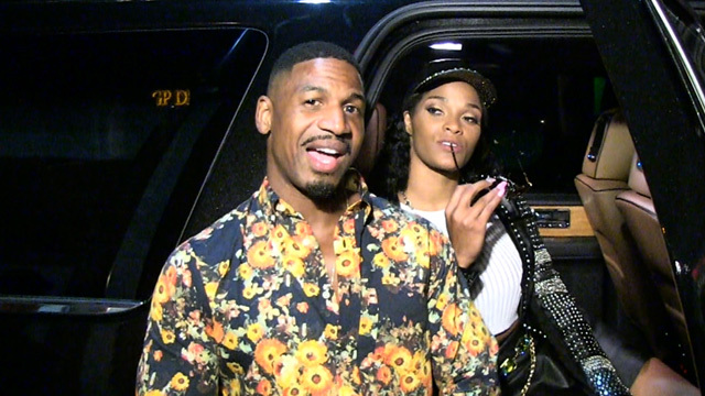 Stevie J — I'm Not A Deadbeat Dad — Check Out My Kid's Jordans
