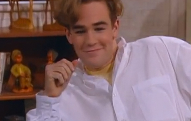 Video: James Van Der Beek's Totally Embarrassing TGIF Cameo Unearthed