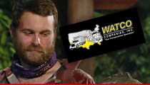 'Survivor' Star Caleb Bankston -- We'll Pay For His Funeral, Says Railroad Company