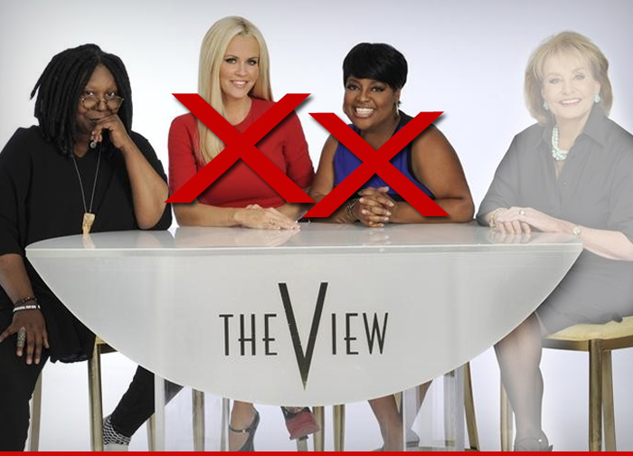 The View Fired Sherri Shepherd Jenny McCarthy