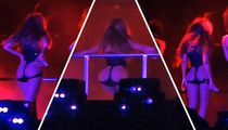 Beyonce -- Brings Her Badonkadonk On Tour!