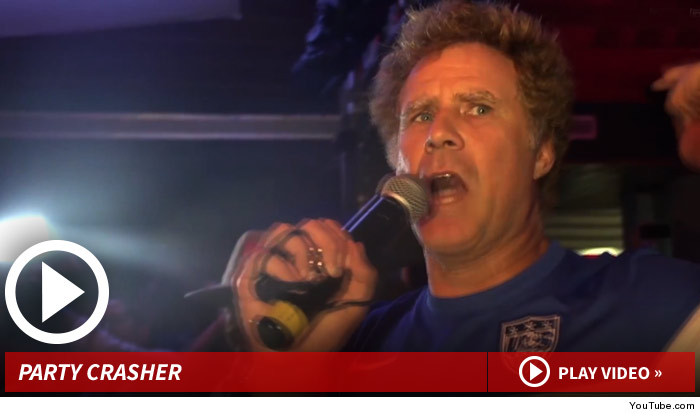 Will Ferrell US World Cup Party