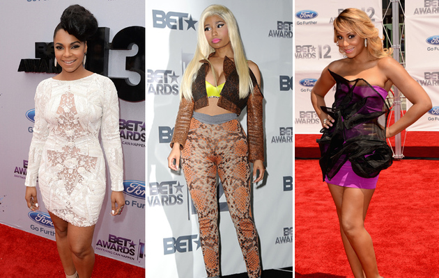 See The Worst Dressed Stars of the BET Awards' Past!