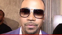 Columbus Short Beating Victim Sues -- I'm Embarassed ... Thanks TMZ