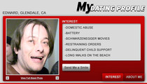 Edward Furlong -- I'm Single Again ... Hey, Ladies, Wanna Date?