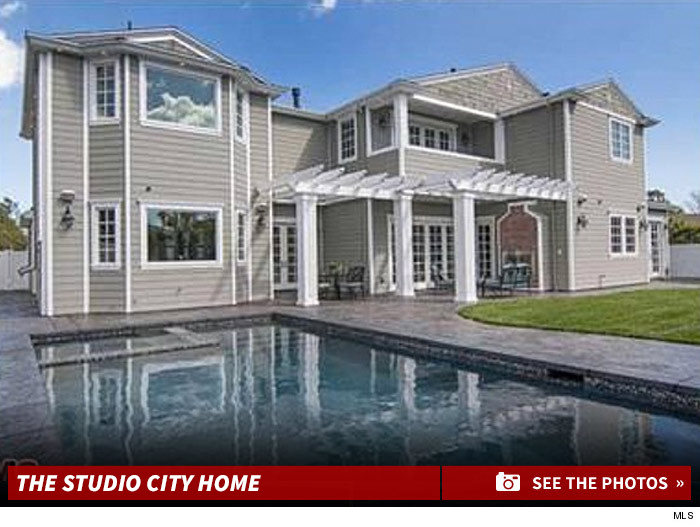 Jack Osbourne -- My New Mansion's ... Like the 'Big Brother' House