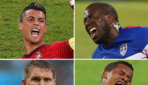 World Cup Cry Babies -- Fút-Bawlers!