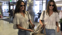 Chrissy Teigen -- She's Flying Air Eola!