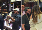 Khloe Kardashian -- French Montana Drops a Load On Khloe for 30th Birthday